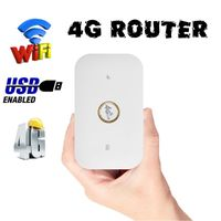 Unlocked HUAWEI E5573C-322 4G LTE Wifi Router Portable Hotspot 150Mbps Router Wireless Mobile WiFi Repeater Hotspot