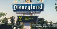 Disneyland is the original, and I love it so much more than Disney World. LOVE this Disneyland sign generator!