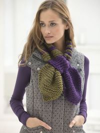 This is knitted but I think I will try crocheting a similar one.