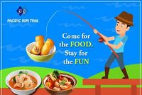 pacific rim thai food.jpg When choosing food we have healthy meal choice. Don't choose junk food for your body. Order & Book your table on http://www.pacificrimthai.com.au/ �Ÿ'� 68 Bridport St West, Albert Park VIC 3206 �Ÿ&qu...