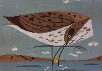 Charley Harper curlew