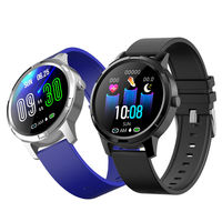Bakeey X20 1.3-inch Full Touch Wristband Multi-Sport Mode Heart Rate Sleep Monitor Female Physiological Remind Smart Watch