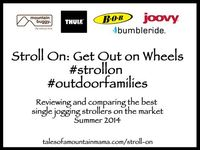 Stroll-On: Get Out on Wheels | Tales of a Mountain Mama