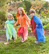 Play Silks by magiccabin: A family favorite, more versatile than most toys, Play Silks can be used in a multitude of ways: as blankets, capes, curtains, doll carriers, costumes, flags, walls for forts.. #Toys #Play Silks