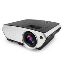 Rigal LCD Projector RD803 Android 4.4 WIFI 3D Full HD LED Projector 2000Lumens TV Home Theater