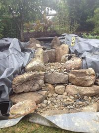 A few pics of a recent Pondless Waterfall build. Pondless Waterfalls are a great way to enjoy the sight and sound of a water feature without the maintenance and