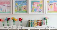Every child is an artist vinyl wall decal by OldBarnRescueCompany, $25.00