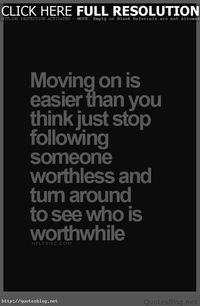 Moving on quote tumblr
