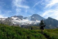 Hiking the Wonderland Trail: 15 tips to minimize the impact of your trip #nwtrips