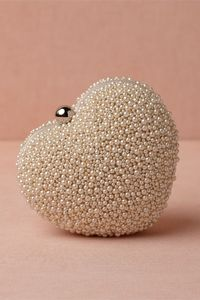 Couldn't be more perfect! Effervescence Clutch from BHLDN