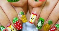 Cute nail ideas