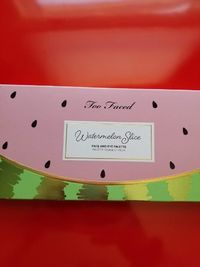 �Ÿ'‹�Ÿ'� Too Faced Watermelon Slice Face & Eye Palette �� Authentic $49.95 �Ÿ'‹�Ÿ'�