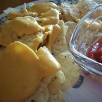 *****Nacho Cheese Sauce Allrecipes.com, omg this homemade sauce is my favorite and so easy! Very bad for you, but oh so yummy. Add jalapenos and holy wow!