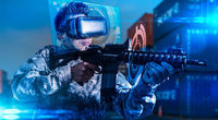 EDIIIE Deploys MR and VR to Develop Defence Training Modules