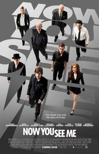 Now You See Me. Another one of my favorites! So good!