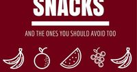 A Guide To The Best �€˜Before Bed' Snacks And The Ones You Should Avoid Too