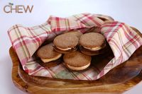 Carla Hall's Peanut Butter S'mores #TheChew