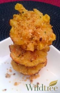 Definitely going to try this one. Wildtree's Mac and Cheese Bites made with Wildtree Kids Cheez blend in mini muffin tins. Get recipe and Wildtree ingredients at mlayden.mywildtree.com.