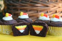 There's more than what meets the eye in these cute cupcake recipes.