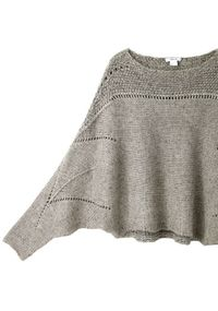 Helmut Lang / Polar Knit Cropped Sweater for $335 / Wantering