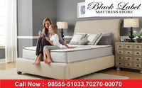 Buy cotton & memory foam mattresses online in India at best price. Buy Mattress online at best prices in India. Black Label Mattress offers wide range of Accessories..