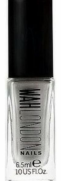 WAH London Y2K Mirror Shine Nail Polish 6.5ml 36 Advantage card points. The WAH LONDON nail polishes have all been individually inspired, referenced and briefed to create a spectrum of fashion forward styles. FREE Delivery on orders over 45 GBP. http://ww...