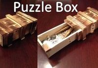 Puzzle Box Safe tutorial