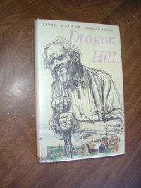 Dragon Hill by David Walker (1962) for sale at Wenzel Thrifty Nickel ecrater store