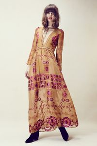 $218.00 BARCELONA MAXI DRESS