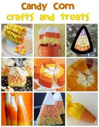 Candy corn originated in 1880 and the colors mimic that of real corn kernels that come from dried ears. The �€�