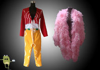 b5818fd3a2b Posts similar to: One Piece Doflamingo Cosplay Feather Coat Buy ...