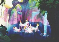 Mermaid Lagoon in Neverland