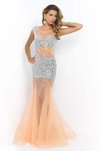 Bittersweet Sparkling Rhinestone Special Occasions Dresses