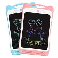 8.5 Inch LCD Writing Tablet Cat Ears Digital Graphic Drawing Tablet Electronic Handwriting Pad Board + Pen Gift for kids