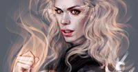 Rose Tyler - from Doctor Who on BBC #BadWolf