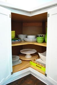 Organizing The Whole House, One Cabinet At A Time   Young House Love