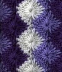 Star Shell Afghan | Crochet Free Pattern