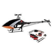 XLpower MSH PROTOS 480 6CH 3D Flying Flybarless RC Helicopter