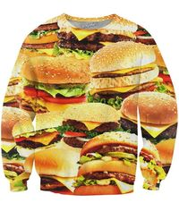 Fast Food Crewneck Sweatshirt $59.95