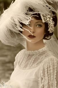 A vintage 1920's shoot