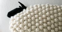 Laura's Loop: Bobble Sheep Pillow- a pattern!!! I absolutely need to make this!!
