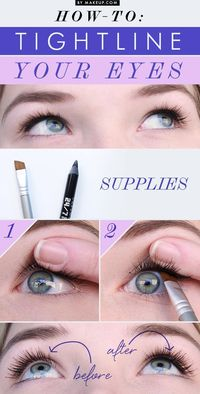 Tightlining is that mysterious eyeliner technique everyone talks about, but few can really explain. Tightlining is championed in the beauty world for its ability to create the illusion of fuller, darker lashes and add definition to the eyes, while maintai...