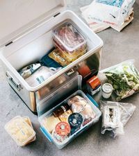 Guarantee that everything stays cold, organized, and dry during your next camping trip.