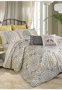 Possible Bedding for New King Bed Belk - Vue Blackbird Bedding Collection