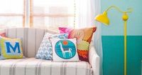 """A Modern, Beach-y Nursery �€"""" Professional Project 
