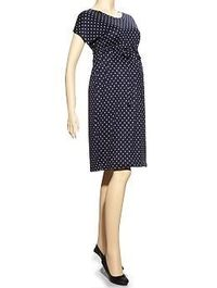 Can I get away with this if I don't arch my back like that? I want a polka dot dress, darn it!