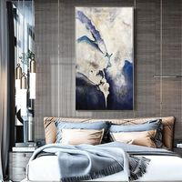 Modern Abstract painting on canvas original art acrylic painting huge size quadro large painting Wall art home decors cuadros abstractos $89.00