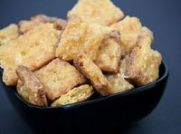 Homemade Cheez-It Crackers [RECIPE]