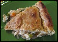 MOMS CRAZY COOKING: Pioneer Woman's Chicken Pot Pie: Secret Recipe Club