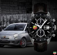 TAG Heuer Abarth 595 Competizione Special Limited Edition Watch